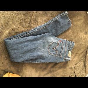 Women's LEVI's skinny jeans SIZE 1